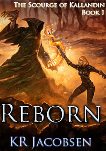 Reborn by KR Jacobsen